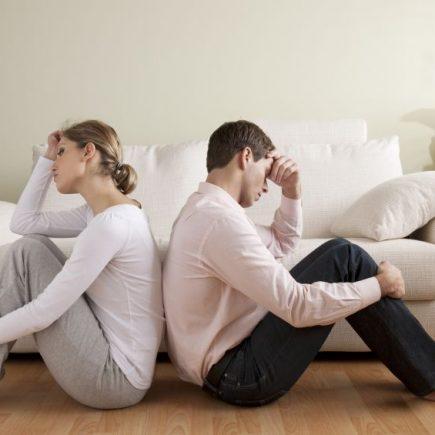 Возникновение усталости в браке