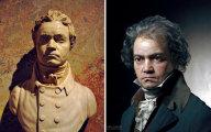 Современное искусство: Художник создает реалистичные 3D-изображения великих композиторов на основе исторических документов