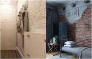 Идеи вашего дома: 6 небанальных способов вписать кирпич в интерьер, чтобы обстановка не получилась мрачной