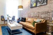 Идеи вашего дома: 10 советов в декоре маленькой гостиной, чтобы комната не казалась скучной