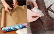 Лайфхак: Как остановить протечку в трубах и смазать молнию, или 10 вариантов применения пергаментной бумаги