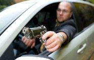 Общество: Можно ли безнаказанно возить с собой в машине пневматический пистолет