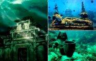Архитектура: Атлантида наяву: 6 реально существующих городов, которые оказались под водой
