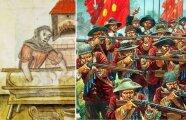 Общество: Почему в стародавние времена для ведения войны были важны сборщики мочи