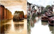 Архитектура: Не Венецией единой: 10 городов, которые знамениты своими каналами