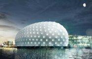 Архитектура: В Амстердаме построят подводный музей вокруг судна, затонувшего более 270 лет назад