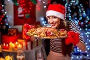 Еда и напитки: 10 советов, как не переесть в новогоднюю ночь, если утка с яблоками манит и манит