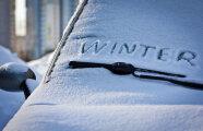 Автомобили: Что нужно сделать, чтобы дворники четко справлялись с очисткой стекла зимой