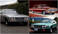 Автомобили: «Пятёрка» автомобилей, которые оказались слишком инновационными для своего времени