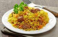 Еда и напитки: Какие приправы нужно добавлять в рис, чтобы он не надоедал