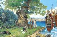 Общество: Лукоморье: откуда взялось и что означает старорусское слово из поэмы Пушкина