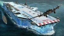 Общество: Авианосец изо льда: проект, потерпевший фиаско