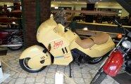 Автомобили: «Пятёрка» концептов мотоциклов из СССР, которые не получили билет в жизнь