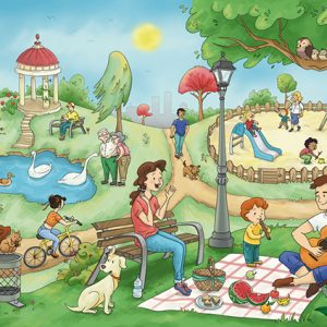 План развивающих занятий для ребенка 1,5-2 года. День 6