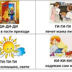 План развивающих занятий для ребенка 1,5-2 года. День 7