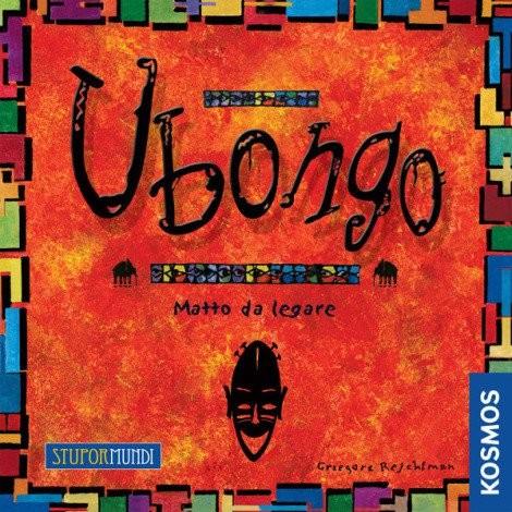Настольная игра Убонго