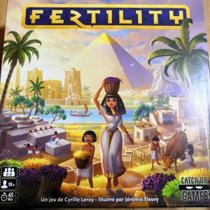 ФМ Любимая игра года. Плодородие (Fertility).