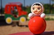 Гаджеты: Почему игрушка-неваляшка не падает и встает обратно: как она устроена