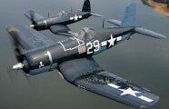 Автомобили: F4U «Корсар»: мощный истребитель Второй мировой войны, который не выдерживали крылья