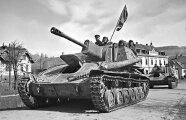 Автомобили: «Братская могила»: почему красноармейцы так прозвали СУ-76