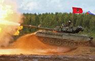 Автомобили: «Горючего не жалеть»: почему Т-80 получился весьма «прожорливым» танком