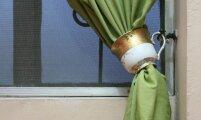 Лайфхак: Креативные подхваты для штор своими руками: важные нюансы