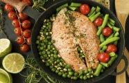 Идеи вашего дома: 5 блюд из рыбы, которые в очередной раз доказывают, что вкусно бывает и без мяса