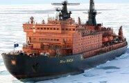 Наука и техника: 8 впечатляющих судов ледокольного флота мира, которым нипочем любые препятствия