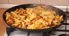 Еда и напитки: Что нельзя делать, когда жаришь картофель: дельные советы, чтобы не испортить блюдо