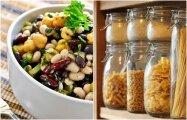 Еда и напитки: 10 продуктов, которые должны быть на кухне, чтобы не ломать голову по поводу ужина