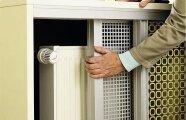 Идеи вашего дома: Стильная и эффектная маскировка батарей, благодаря которой интерьер преобразится