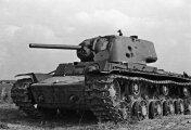 Автомобили: И один в поле воин: почему танки КВ-1 стали для вермахта неожиданным противником
