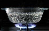 Гаджеты: Откуда в кипящей воде берутся пузырьки