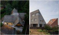 Архитектура: Уютная жизнь в частном доме: незаурядные архитектурные решения