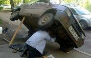 Автомобили: «Пятерка» серьезных вещей в машине, которые лучше и не пытаться чинить самостоятельно