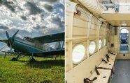 Автомобили: Почему пассажирские кресла в самолетах Ан-2 делают похожими на раковины