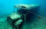 Общество: 11 примеров необычной техники, которую можно найти в глубинах вод