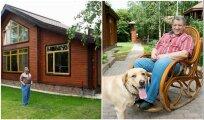 Архитектура: Загородный дом создателя «Ералаша» Бориса Грачевского: умиротворенная жизнь на природе