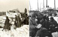 Гаджеты: Суровые условия: как согревались зимой советские и немецкие танкисты