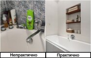 Идеи вашего дома: 9 непрактичных приемов в оформлении ванной, которые раздражают чистюль