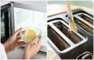 Лайфхак: Как с помощью подручных средств очистить кухонную технику от загрязнений