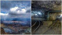 Общество: Город, построенный на подземных пустотах, или Какой размер рудников под Норильском