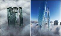 Архитектура: В Дубае появится небоскреб в виде спирали, вращающийся вместе с ветром
