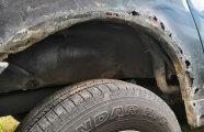Автомобили: «Пятерка» ржавеющих автомобилей, которые не выдерживают наших погодных условий