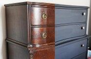 Идеи вашего дома: Преображение старой мебели в стильный предмет интерьера: советы и идеи