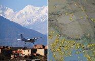 Автомобили: Горы мешают? Почему над Тибетом почти не летают самолеты