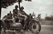 Автомобили: Единственный 4-цилиндровый мотоцикл Вермахта: почему ему было суждено стать настоящей легендой