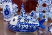 Лайфхак: Роспись из Гжели, или Как возник национальный промысел