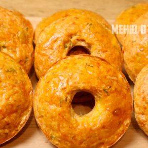Пончики со вкусом вареных раков.