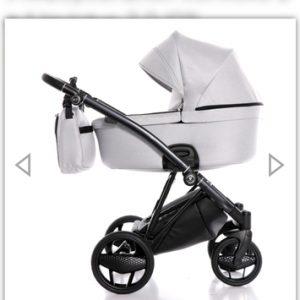 Выбор коляски: экокожа или ткань? 🧐